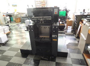 Heidelberg QM 46-2 Offset two colours