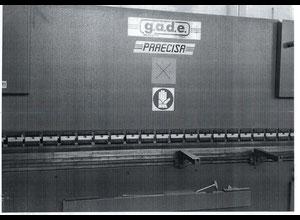 Gade PS C4120 CNC KVARA Abkantpresse CNC/NC
