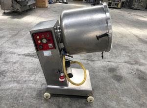 Mazerationstrommel mit einer Vakuumkapazität von 150 Litern in Edelstahl