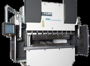 LVD PPEC-5 80/25 Profile bending machine