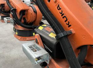 Kuka KR210L150-2 2000 Промышленный робот