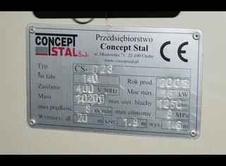 Concept Stal CS D23 P90604111