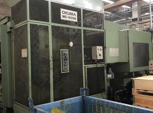 Centrum obróbcze poziome Okuma MC 600 H