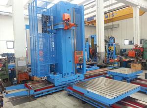 Rebuilt PAMA AC 125 Floor type boring machine CNC