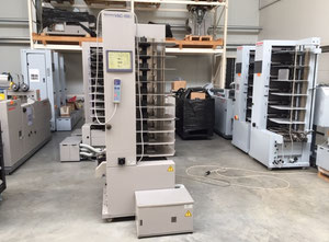 Horizon VAC-100a Post press machine
