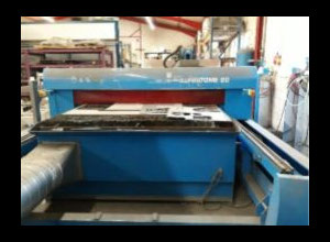 SAF ALPHATOME 2040 Cutting machine - Plasma / gas