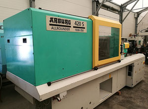 Arburg 420S 1000 - 350 Injection moulding machine