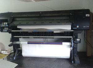 Stampante digitale HP Designjet Latex 26500