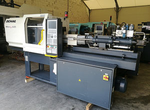 Demag Ergotech 50-270 pro Injection moulding machine