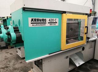 Arburg 420C 800 - 250 P90606074