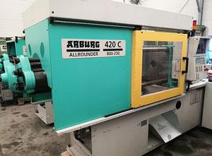 Arburg 420C 800 - 250 Spritzgießmaschine
