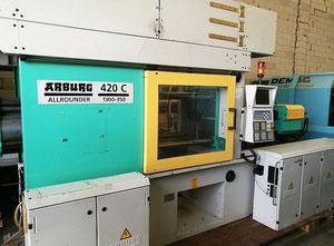 Arburg 420C 1300 - 350 Spritzgießmaschine