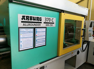 Arburg 370C 600 - 250 P90606080
