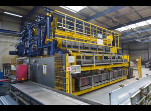 Dornieden ULD-4S-14-2500 Sheet metal machine