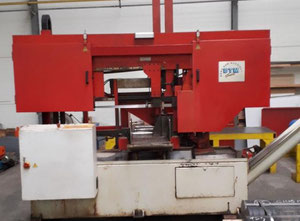 BMT Model 410/420 CNC band saw for metal