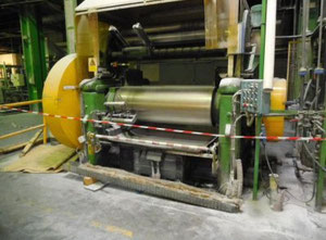 Plastik makinası Comerio Two Roll Mill