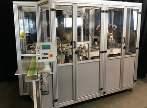 Kustner Multiforme YH Cheese production, wrapping and portioning machine