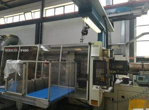 Enjeksiyon kalıplama makinesi Negri Bossi V480-3800