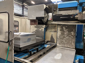 Buck TBFZ 2000 CNC Deep hole drilling machine