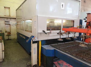 CO2 Laser TRUMPF Trumatic L3030