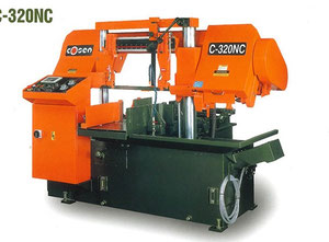 COSEN C-320 NC band saw for metal