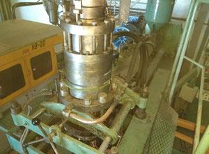 Safimo SH 1025 Blasformenmaschine