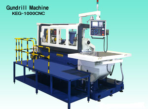 KGD KEG-1000CNC gun drilling machine