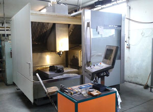 Centro di lavoro verticale Deckel Maho DMC 64 V linear