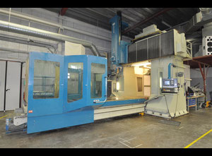 Correa Rapid 40 Portal milling machine