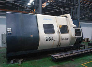 Johnford ST-80B Drehmaschine CNC