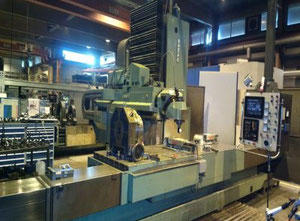 Zayer KF3000 CNC Fräsmaschine Horizontal