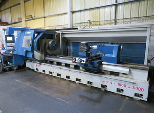 Geminis GHT5-G2-1000x3000 Drehmaschine CNC
