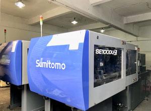 Sumitomo SE 100DUZ Spritzgießmaschine