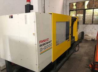 Fanuc Roboshot S-2000i 300A P90612010