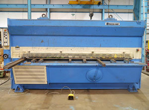 Cisaille guillotine hydraulique Kingsland KTS 3012