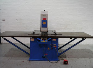 Punzonadora Boschert Ecoline Profil EL750