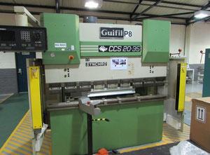 Guifil CCS 20-35 Abkantpresse CNC/NC