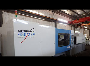 Mitsubishi 450MEV Injection moulding machine (all electric)