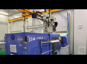 JSW J110ELIII Injection moulding machine (all electric)