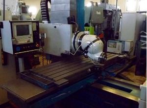 Used SECMU STS C6 Table type boring machine CNC