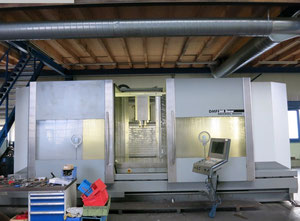 DMG DMF360 Machining center - vertical