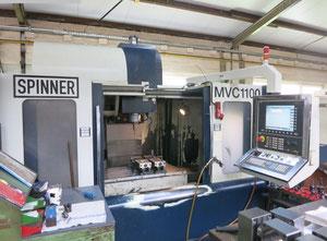 Spinner MVC 1100 Machining center - vertical