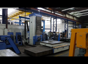 Scharmann Ecocut2.2 TDV 3 Table type boring machine CNC