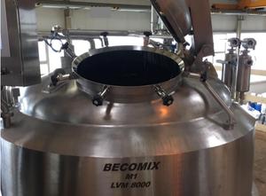 Becomix LVM 8000 (M1) Liquid mixer