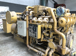 Caterpillar G3512 Generator set