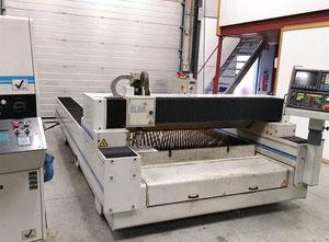 Impianto taglio laser HACO 3000x1500
