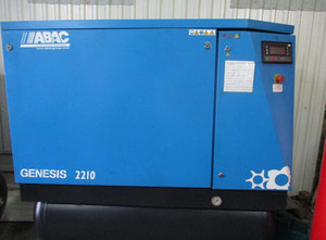 Abac Genesis 22 Oiled screw compressor