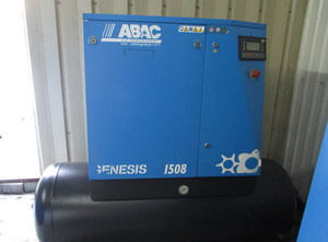 Abac genesis 15 Oiled screw compressor