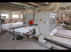 SCM CELASCHI PROGRESS Tenoning machine