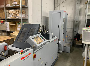 Horizon VAC-100a VAC-100m SPF-200A FC-200A saddle stitcher